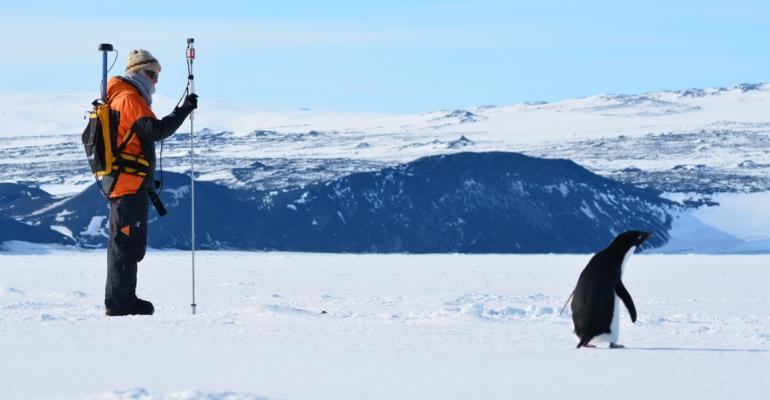 Antarctic sea ice: Analysis Deep South Challenge