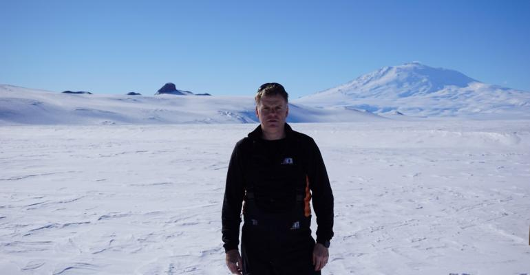 New Director, new challenges Deep South Challenge