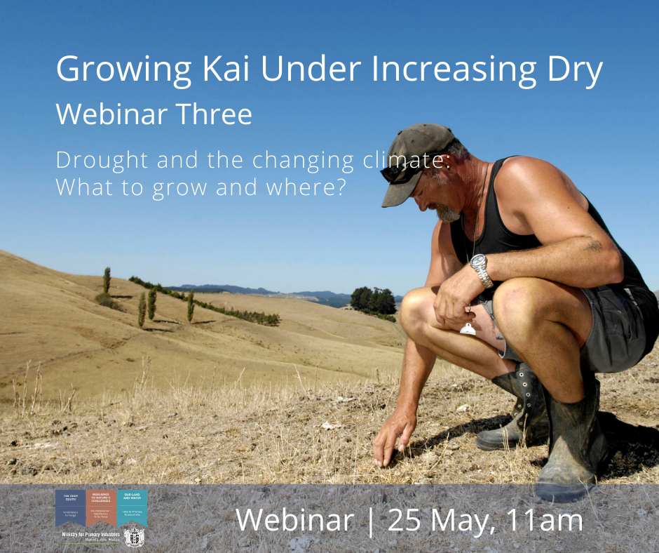 Webinar 3 | What to grow and where? Deep South Challenge